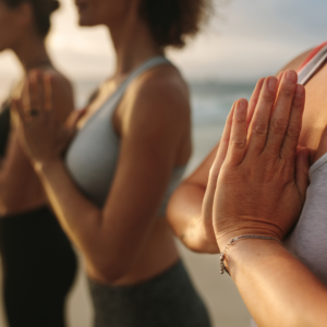 alt ='shift your wellbeing - yoga pose''